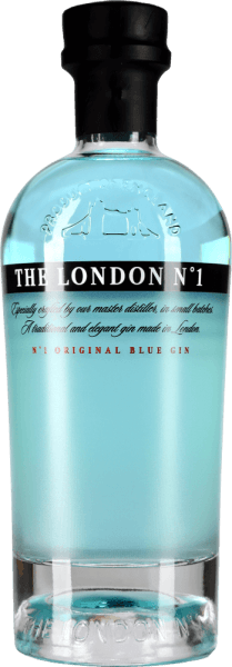 The London No 1 Original Blue Gin - González Byass von Gonzalez Byass S.A.