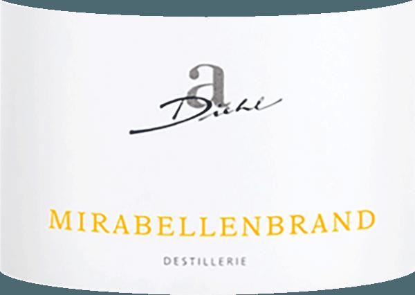 Mirabellenbrand 0,5 l - A. Diehl von Weingut A. Diehl