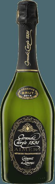 Grande Cuvée 1531 Crémant Réserve Brut AOP - Sieur d'Arques
