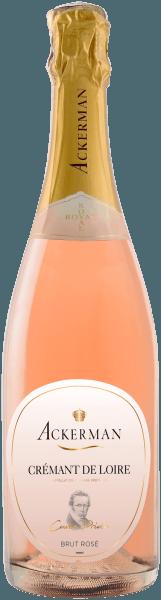 Cuvée Privée Rosé Brut Crémant de Loire AOP - Ackerman