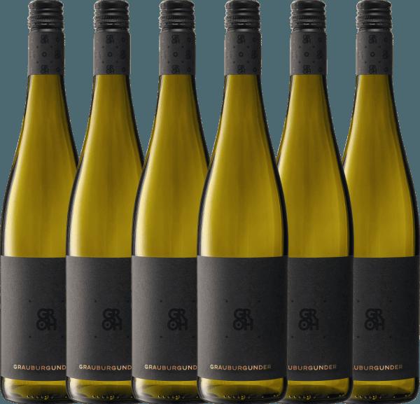 6er Vorteils-Weinpaket - Grauburgunder 2019 - Groh