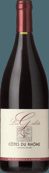 Les Galêts Côtes du Rhône AOC 2019 - Les Vignerons d'Estézargues