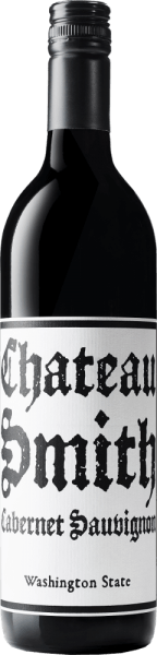 Chateau Smith Cabernet Sauvignon 2017 - Charles Smith Wines