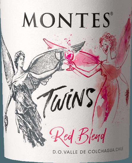 Montes Twins Red Blend 2018 - Montes von Montes Chile
