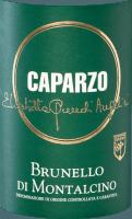 Vorschau: Brunello di Montalcino DOCG 2015 - Caparzo
