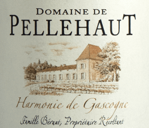 Harmonie de Gascogne Rouge 2019 - Domaine de Pellehaut von Domaine de Pellehaut