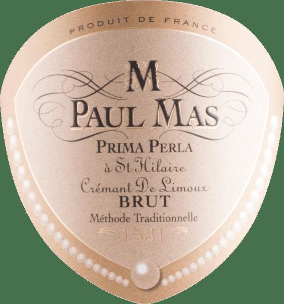 Prima Perla Crémant de Limoux AOP - Domaine Paul Mas von Domaine Paul Mas