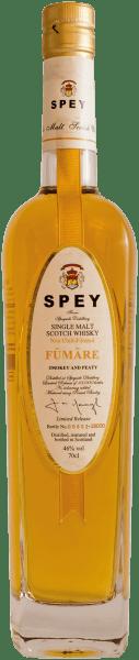 Spey Fumaré Single Malt Scotch Whisky - Speyside Distillery