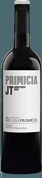Dieser moderne Wein in traditioneller Machart zeigt sich in einem hellen Kirschrot mit violetten Glanzlichtern. Der Tinto Barrica DOCa Rioja Alavesa von Bodegas Casa Primicia verwöhnt mit einer äußerst fruchtigen Ausdrucksstärke in Nase und Gaumen. Aromen nach Himbeere und Zwetschge sowie süßer Erdbeermarmelade und Lakritz sind wahrzunehmen. Das stoffige und frische Gefühl am Gaumen macht Lust auf mehr.