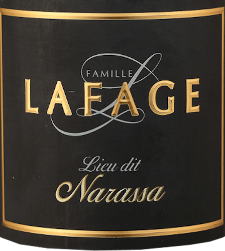 Narassa AOC 2018 - Domaine Lafage von Domaine Lafage