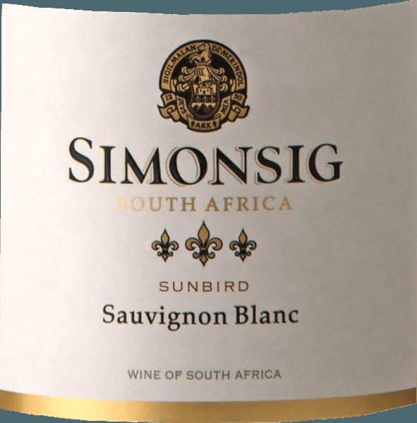 Sunbird Sauvignon Blanc 2019 - Simonsig von Simonsig
