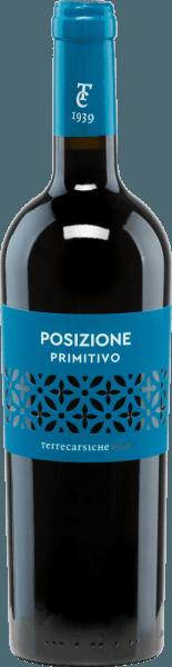 Posizione Primitivo 2019 - Terrecarsiche1939