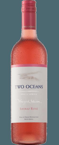 Der Vineyard Selection Shiraz Rosé von Two Oceans leuchtet im Glas in einem schönen, strahlenden Pink und entfaltet die köstlichen Aromen nach frischen Erdbeeren und Himbeeren. Dieser südafrikanische Roséwein aus Shiraz umspielt den Gaumen mit knackiger Frucht und feiner Säure. Ein lebendiger, spritziger und fruchtiger Roséwein für entspannte Stunden. Speiseempfehlung für den Two Oceans Shiraz Rosé Genießen Sie diesen trockenen Roséwein aus Südafrika zu Lachs und Krabben, sommerlichen Salaten, Geflügel und Schwein, Pasta oder Weichkäse.