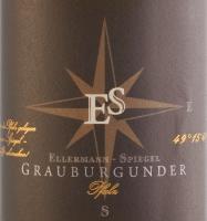 Preview: Grauburgunder trocken 2020 - Ellermann-Spiegel