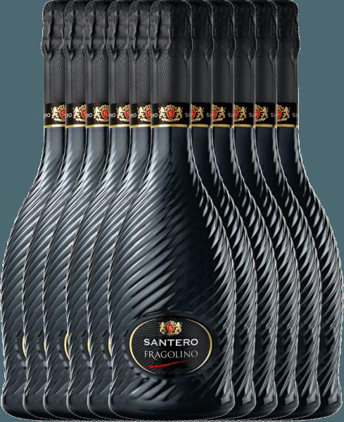 12er Vorteilspaket - Twist Fragolino Rosso - Santero