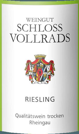 Riesling trocken 2019 - Schloss Vollrads von Schloss Vollrads