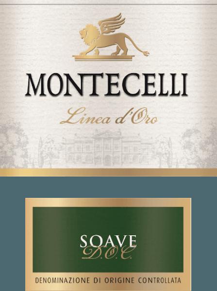 Soave Veneto DOC 2018 - Montecelli von Montecelli