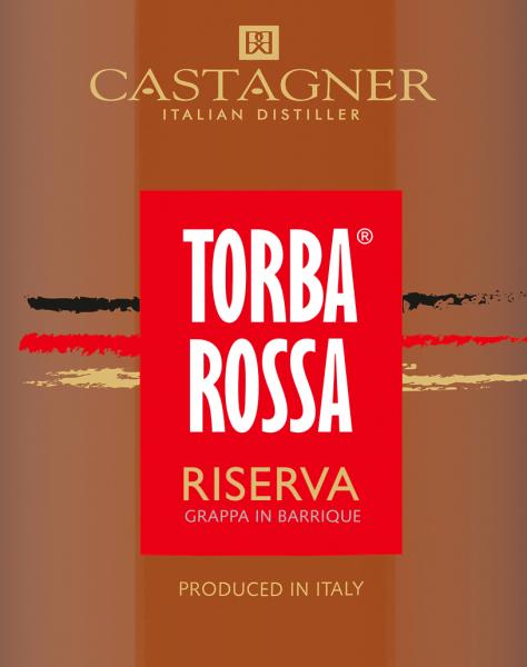 Torba Rossa Grappa Riserva 0,1 l - Castagner von Roberto Castagner