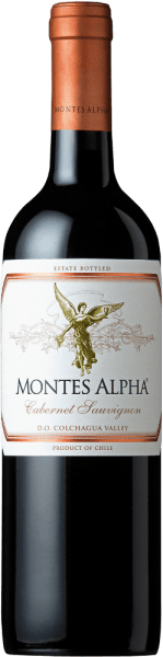 Montes Alpha Cabernet Sauvignon 2018 - Montes