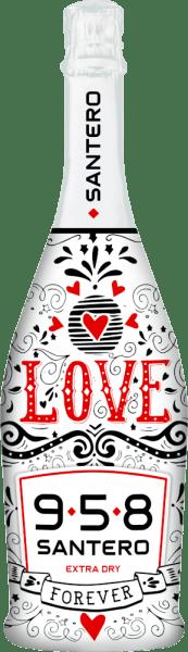 958 Love Spumante Extra Dry - Santero