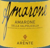 Vorschau: Amarone della Valpolicella DOCG 2015 - Costa Arènte