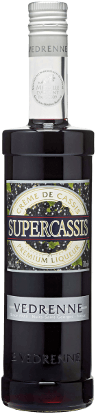 Supercassis Crème de Cassis de Nuits - Védrenne