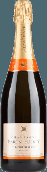 Grande Réserve Demi-sec - Champagne Baron-Fuenté