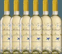 6er Vorteils-Weinpaket - Sauvignon Blanc serigrafiert 2019 - Fortant de France