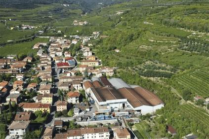 Der Hauptsitz in Cazzano