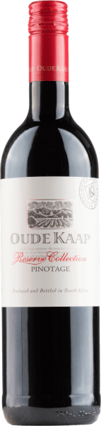 Oude Kaap Pinotage Reserve 2019 - DGB