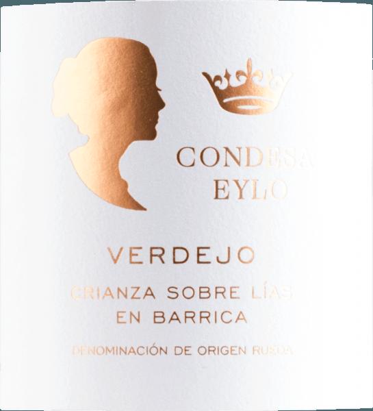 Condesa Eylo Verdejo Barrica Rueda DO 2018 - Val de Vid von Val de Vid