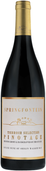 Terroir Selection Pinotage Walker Bay WO 2016 - Springfontein