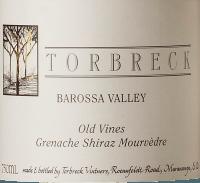 Vorschau: Old Vines GSM 2017 - Torbreck