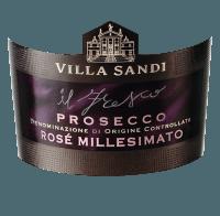 Vorschau: il Fresco Rosé Millesimato Prosecco DOC 2020 - Villa Sandi