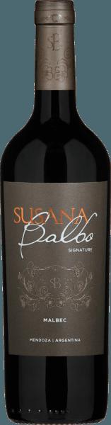 Signature Malbec 2017 - Susana Balbo