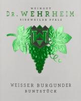 Vorschau: Weißer Burgunder Buntstück 2019 - Dr. Wehrheim