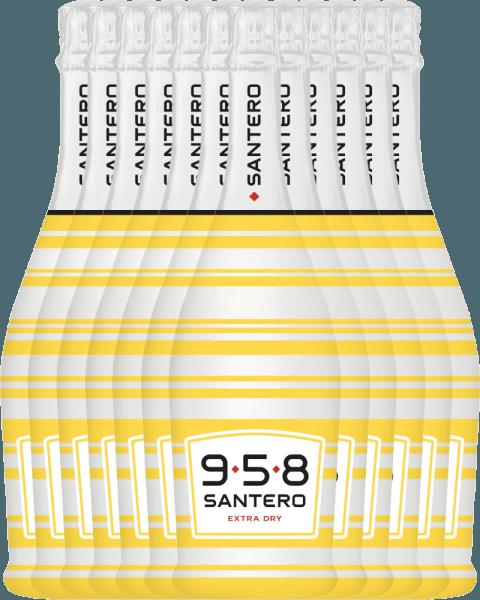 12er Vorteilspaket - 958 Classic Spumante Extra Dry - Santero