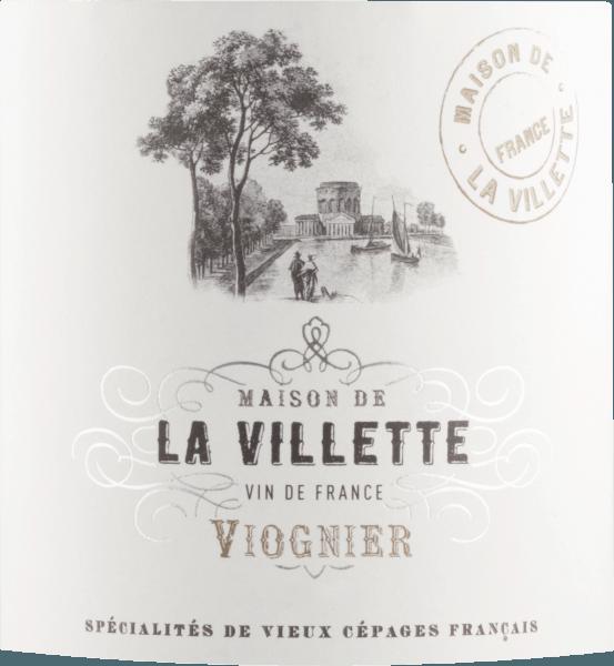Viognier 2019 - Maison de La Villette von Maison de La Villette