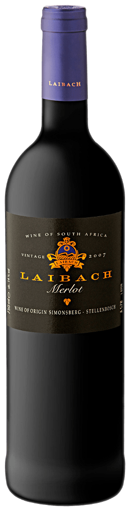 Merlot 2011 - Laibach Vineyards