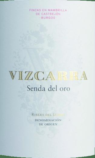 Roble Senda Del Oro 1,5 l Magnum 2017 - Bodegas Vizcarra von Bodegas Vizcarra