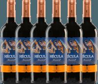 Vorschau: 6er Vorteils-Weinpaket - Hécula Tinto DO 2018 - Bodegas Castaño