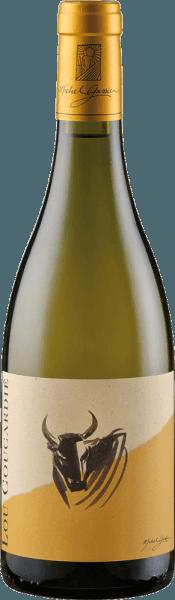 Lou Coucardié Blanc AOP 2016 - Vignobles Michel Gassier
