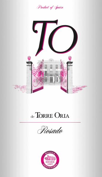 TO Bobal Rosado 2019 - Torre Oria von Bodega Torre Oria