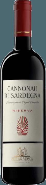 Cannonau di Sardegna Riserva DOC 1,5 l Magnum 2017 - Sella & Mosca