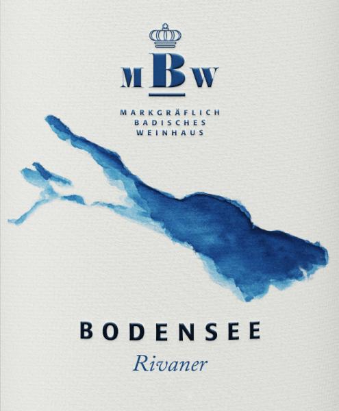 Bodensee Rivaner 2018 - Markgräflich Badisches Weinhaus von Markgräflich Badisches Weinhaus