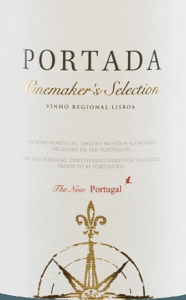 Portada Winemaker's Selection Tinto 2019 - DFJ Vinhos von DFJ Vinhos
