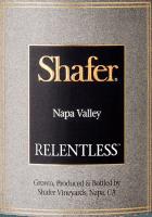 Vorschau: Relentless 2016 - Shafer Vineyards