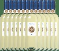 12er Vorteils-Weinpaket - Brezza Bianco Umbria 2019 - Lungarotti