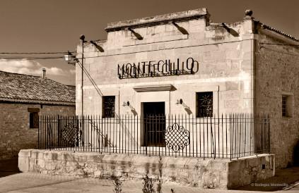 The old Bodegas Montecillo