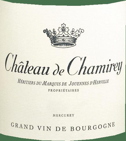 Mercurey Rouge Pinot Noir 2016 - Château de Chamirey von Château de Chamirey